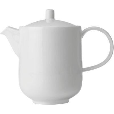 Maxwell & Williams Cashmere White Teapot Round