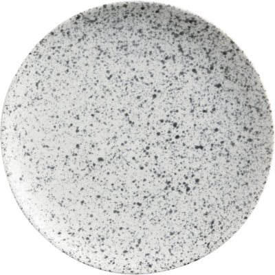 Maxwell & Williams Caviar Coupe Plate 15cm Speckle