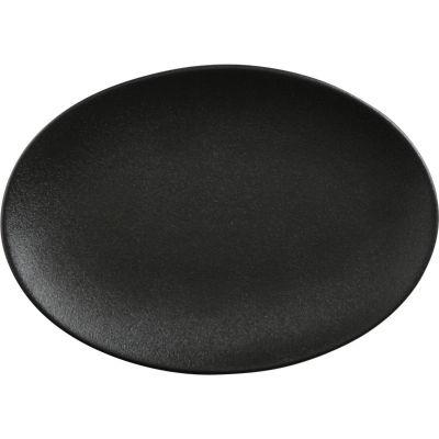 Maxwell & Williams Caviar Oval Plate 35cm
