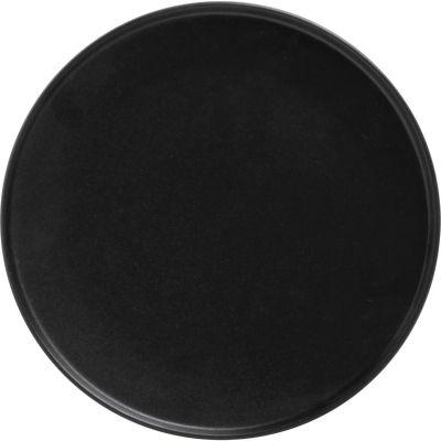 Maxwell & Williams Caviar Rim Plate 26.5cm Matt Black
