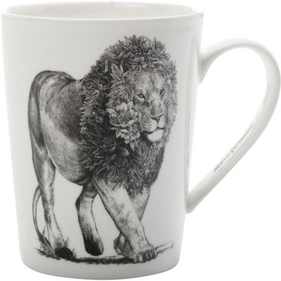 Maxwell & Williams Marini Ferlazzo Mug Tall Lion