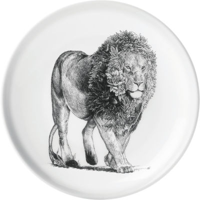 Maxwell & Williams Marini Ferlazzo Plate 20cm Lion