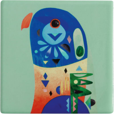 Maxwell & Williams Pete Cromer Coaster Lorrikeet