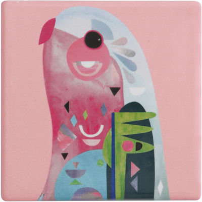 Maxwell & Williams Pete Cromer Coaster Parrot