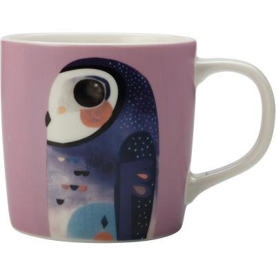 Maxwell & Williams Pete Cromer Mug Owl
