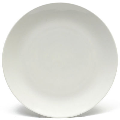 Maxwell & Williams White Basics Dinner Plate 27.5cm Coupe