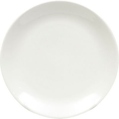Maxwell & Williams White Basics Salad Plate 19cm Coupe