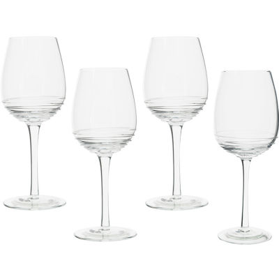Mikasa Ciara Red Wine Glass Set of 4