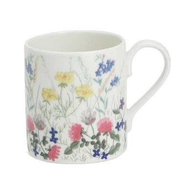 Nina Campbell English Meadow Mug Larch Meadow Flowers