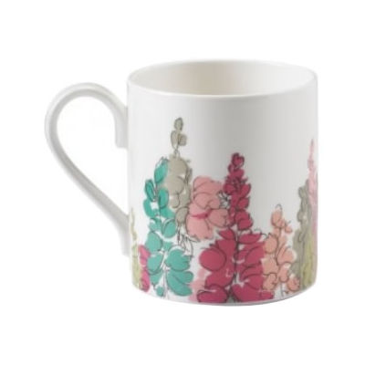 Nina Campbell Fairfield Blue Mug Fairfield Brights
