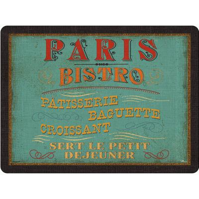 Pimpernel Food and Drink Lunchtime Placemats Set of 4