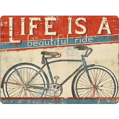 Pimpernel Scenic and Decorative Beautiful Ride Placemats Set of 6