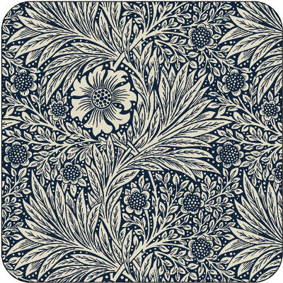 Pimpernel William Morris Wightwick Coasters Set of 6