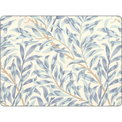 Pimpernel William Morris Willow Bough Blue Large Placemats Set of 4