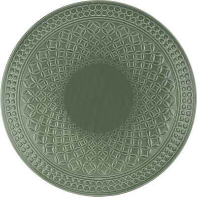 Portmeirion Atrium Round Platter 28cm Embossed