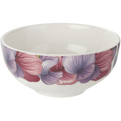Portmeirion Botanic Blooms Cereal Bowl 13cm Sweet Pea