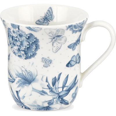 Portmeirion Botanic Blue Mug