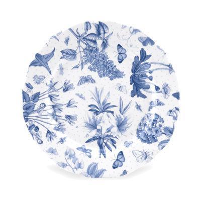 Portmeirion Botanic Blue Plate 21cm