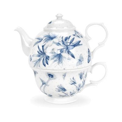Portmeirion Botanic Blue Tea-for-One 0.35L