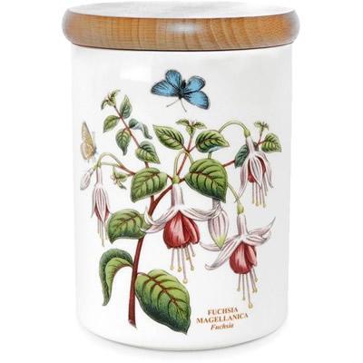 Portmeirion Botanic Garden Airtight Jar 14cm