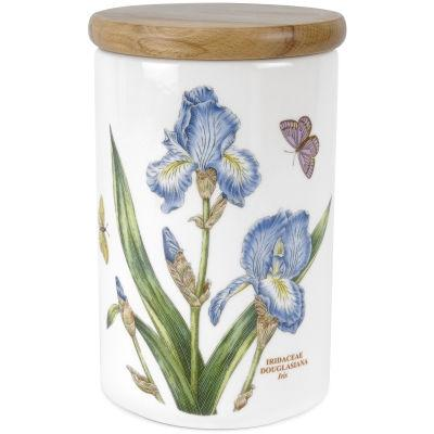Portmeirion Botanic Garden Airtight Jar 18cm
