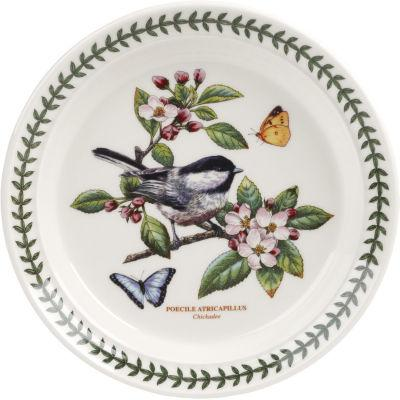 Portmeirion Botanic Garden Birds Plate 20cm