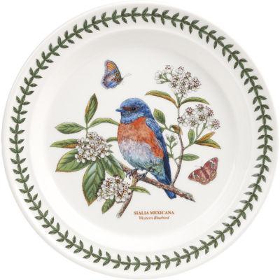 Portmeirion Botanic Garden Birds Plate 25cm