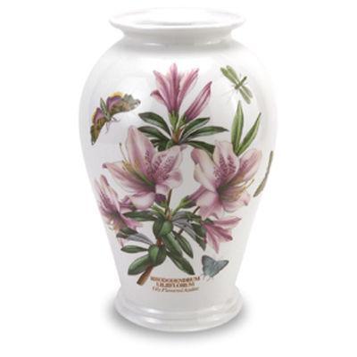 Portmeirion Botanic Garden Canton Vase 25cm Lily Flowered