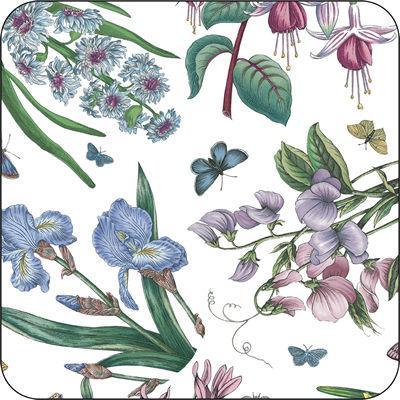 Portmeirion Botanic Garden Chintz Coasters Set of 6