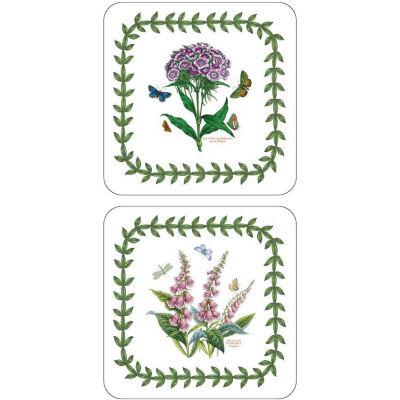 Portmeirion Botanic Garden Garden Coasters Set of 6