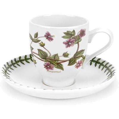 Portmeirion Botanic Garden Coffee Cup & Saucer (T)