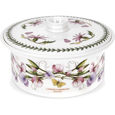 Portmeirion Botanic Garden Covered Casserole (D) 1.7L