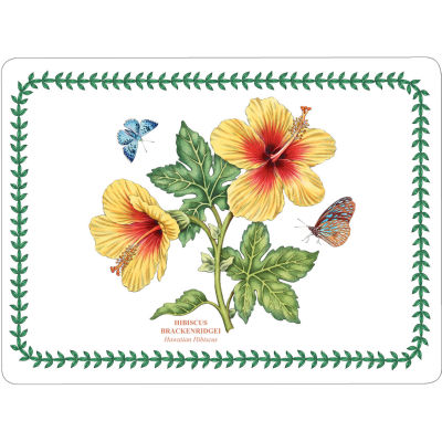 Portmeirion Botanic Garden Exotic Placemat Set of 4