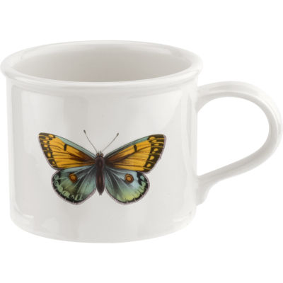Portmeirion Botanic Garden Harmony Breakfast Cup & Saucer Amber