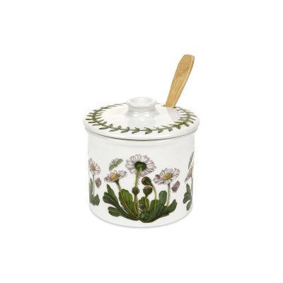 Portmeirion Botanic Garden Jam Pot & Spoon