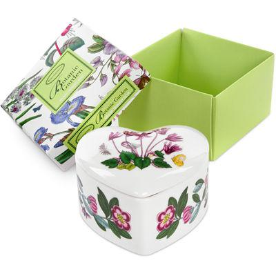 Portmeirion Botanic Garden Mini Heart Trinket Box