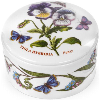 Portmeirion Botanic Garden Mini Round Trinket Box