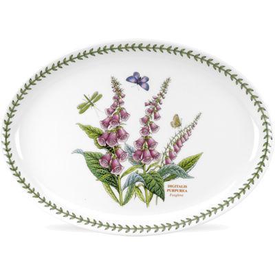 Portmeirion Botanic Garden Oval Platter (D) 33cm