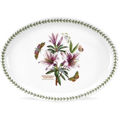 Portmeirion Botanic Garden Oval Serving Dish (D) 38cm