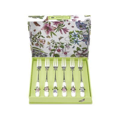 Portmeirion Botanic Garden Pastry Fork Set