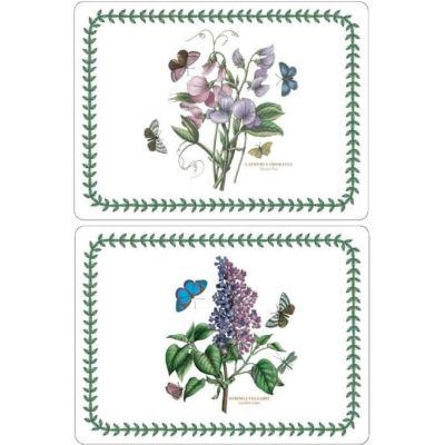 Portmeirion Botanic Garden Garden Placemats Set of 6