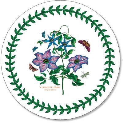 Portmeirion Botanic Garden Round Coasters Set of 4