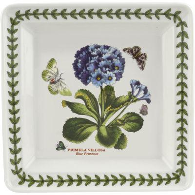 Portmeirion Botanic Garden Square Plate 18cm