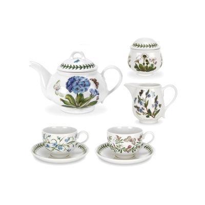 Portmeirion Botanic Garden Tea For Two Set