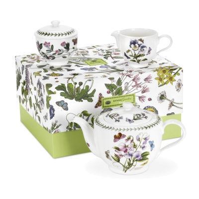 Portmeirion Botanic Garden Tea Set (T)