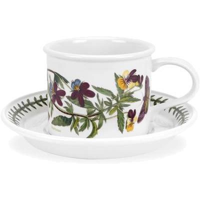 Portmeirion Botanic Garden Teacup & Saucer (D)