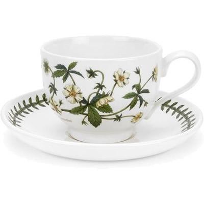 Portmeirion Botanic Garden Teacup & Saucer (T)