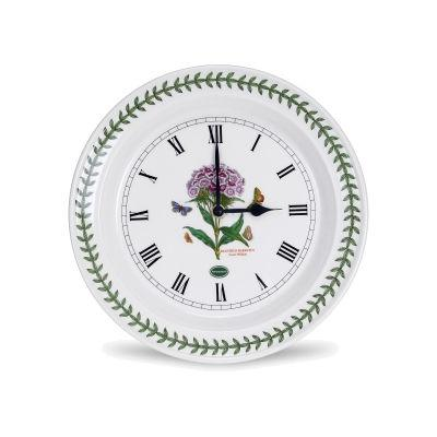 Portmeirion Botanic Garden Wall Clock Sweet William 25cm