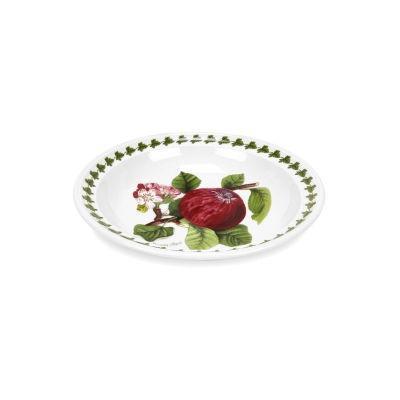Portmeirion Pomona Soup Plate 20cm Hoary Morning Apple