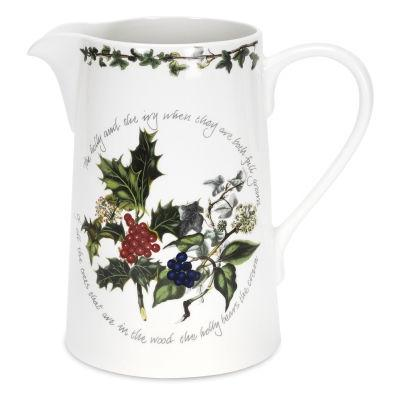 Portmeirion The Holly and The Ivy Bella Jug 1.7L